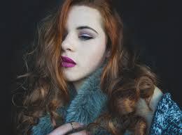 how to make hair white free images girl white singer fur model
