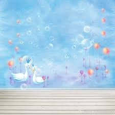 photo booth background 2017 baby newborn sky blue photo booth background bubbles swans