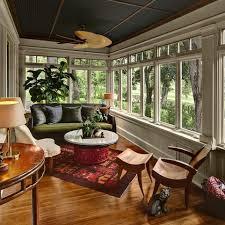 Enclosed Patio Windows Decorating Enclosed Porch Design Ideas Pictures Remodel And Decor Sunroom