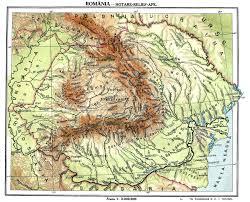 Romania Map Generic Information On Romania Romania Dacia