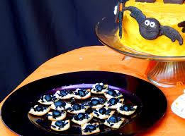 Chocolate Orange Halloween Cake Melissa Kaylene Halloween Snacks Idea A Chocolate Orange Cake