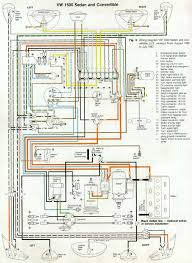 thesamba com type wiring diagrams brake highlight wiring diagram