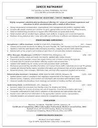 Administrative Assistant Job Description Resume by Job Office Manager Job Description Resume