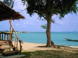 baan tai map and hotels in baan tai area u2013 koh phangan