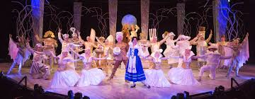 mnfusion chanhassen dinner theatre u0027s beauty and the beast review
