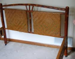 Iron And Wood Headboards by Vintage Beds U0026 Headboards Etsy