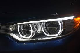 bmw laser headlights led headlights