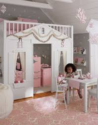 Dollhouse Bed For Girls by Love This Idea A Loft Bed Designed To Look Like A Storybook