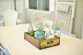Small Wooden Boxes For Centerpieces by 12 Mesmerizing Beautiful And Fresh Summer Table Decoration Ideas