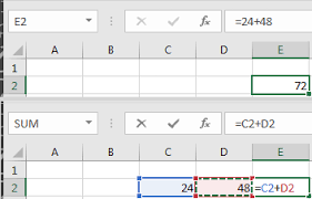 teach me excel how to work with excel math formulas guide to the basics