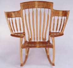 The StoryTime Rocking Chair Was Designed By A Dad Of Three Who - Designed chairs
