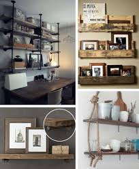 diy rustic home decor ideas extraordinary design cheap rustic home