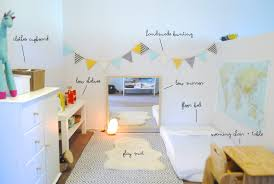 sweet soft totally my style of a gentle nursery great example