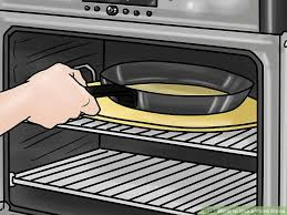 What To Use A Toaster Oven For The Easiest Way To Use A Pizza Stone Wikihow