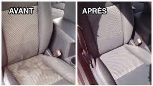 siege auto avant voiture comment nettoyer facilement vos sièges de voiture