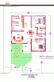 stunning modern house plan 2000 sq ft kerala home design and floor