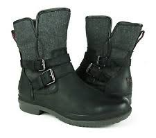 ugg womens grandle boots java ugg australia leather zip ankle boots for ebay