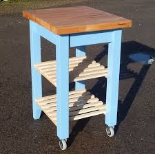 kitchen trolleys and islands best 25 butchers block trolley ideas on butcher block