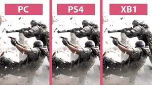 siege xbox one rainbow six siege pc vs ps4 vs xbox one graphics comparison