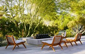Palm Springs Outdoor Furniture by Inside Ralph And Rita Rudin U0027s Palm Springs Oasis Galerie