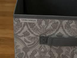 laura ashley home maisie storage bin u0026 reviews wayfair
