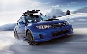 rally subaru snow the four best used cars for the snow