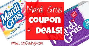 mardi gras napkins mardi gras napkins coupon and deals at walmart and eagle
