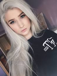 silver hair 10 awesome silver hair colors ideas makeup tutorials