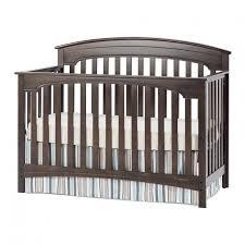 Converter Crib Bedroom Decorate Nursery Room Using Chic Convertible Crib