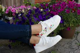 the dainty bouquet gucci sneaker dupes w forever 21