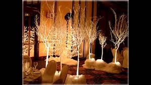 simple winter wedding decor ideas youtube