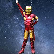 Iron Man Halloween Costume Toddler Cheap Cute Halloween Costumes Boys Aliexpress