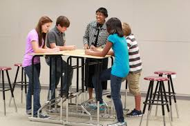 Standing Desks For Students Original Single Student Standing Desk Fitneff Canada