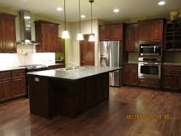 kitchen cabinet color ideas hardwood floor and kitchen cabinet