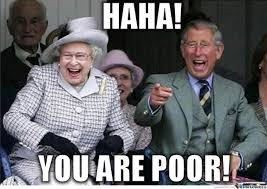 Meme Poor - you re poor by chuckydied meme center