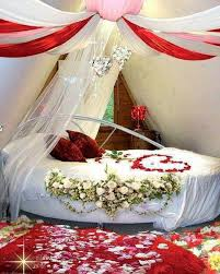 Wall Decoration Ideas For Valentine S Day by Warm Romantic Bedroom Decoration Ideas Scenery Pictures