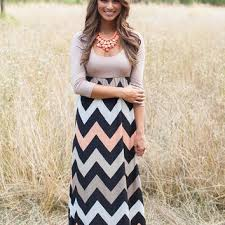 chevron maxi dress shop chevron maxi dress on wanelo