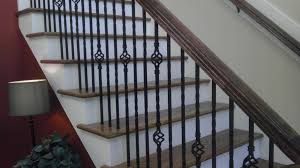 curved stair railing kits planning the stair railing kits for