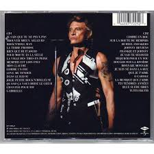 live at the de johnny hallyday cd x 2 chez pinup ref