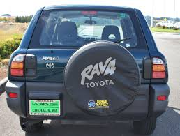 pre owned 1999 toyota rav4 base sport utility in chehalis 74932a