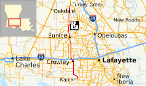 Lake Vermilion Map Louisiana Highway 13 Wikipedia