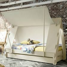 Tent Cabin by Cabin Teepee Bed