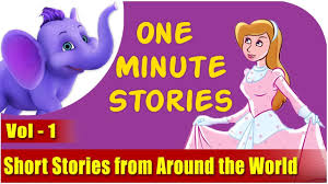 the best collection of stories from around the world vol 1