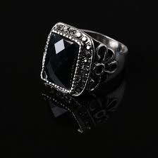 aliexpress buy size 7 10 vintage retro cool men size 7 8 9 10 vintage retro jewelry woman s rings silver plated