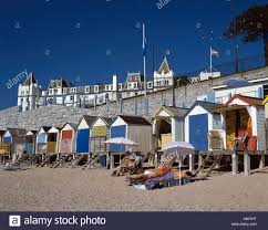 torquay beach huts stock photo royalty free image 12778067 alamy