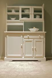 lovely white kitchen buffet cabinet taste