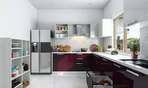 buy harmony l shaped modular kitchen online in india livspace com