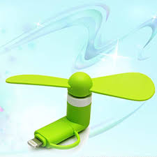 portable fan for iphone 2 in 1 multicolor portable travel mini usb fan for iphone android