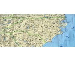 maps of carolina state collection of detailed maps of