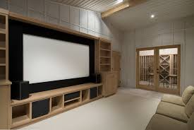 Home Theater Decor Ideas Reliefworkersmassagecom - Living room with home theater design